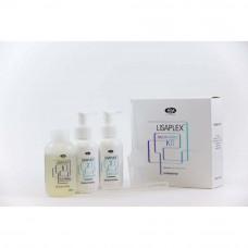 Lisap Milano Набор Lisaplex Экранирующая жидкость(1шт)+Жидкий крем(2шт) 3х125мл