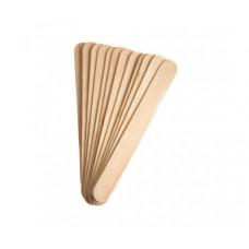 Шпатель деревянный (100 шт/уп.) широкий