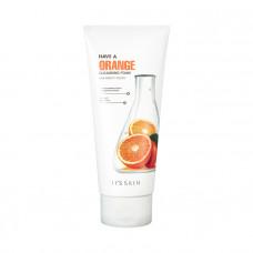 IT'S SKIN Очищающая пенка для лица с апельсином Have a orange, 150мл