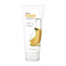 IT'S SKIN Очищающая пенка для лица с бананом Have a banana, 150мл