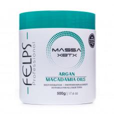 Felps XBTX Massa Blue Ботокс для волос 500гр ( для блонда)