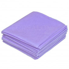 Простыня 70х200 15г/м2 фиолетовая (10 шт/упак.)