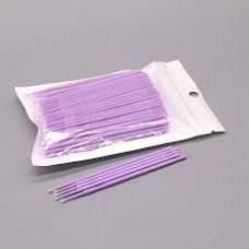 Микробраши 1,5мм светло-фиолетовые (100шт/уп)