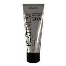 "SUN LUXE Крем для загара ""Platinum Bronzer 20х"" для смуглой кожи, 125мл"