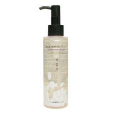 The Face Shop Гидрофильное масло для сухой кожи Unfinished Bright Rich Cleansing Oil, 150мл