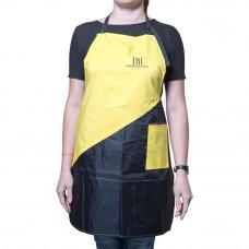 """TNL Фартук """"Sunny"""" с карманом, желтый, H-4"""