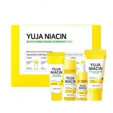 Some By Mi Набор с экстрактом юдзу для осветления кожи Some By Mi Yuja Niacin Starter Kit