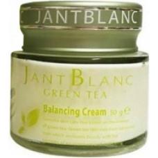 Jant Blanc Крем для лица с экстрактом зеленого чая Green tea balancing cream, 50мл