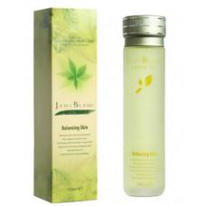 Jant Blanc Тонер с экстрактом зеленого чая Green tea balancing skin, 150мл