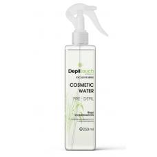 Depiltouch Вода косметическая c экстрактом лемонграсса и хлоргексидином/перед, 250мл