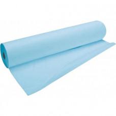 Простыня 80х200 15г/м2 голубая (100шт/рулон)
