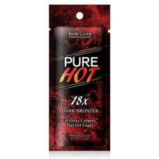 "SUN LUXE Крем для загара ""Pure Hot 18х"" тингл, 15мл"