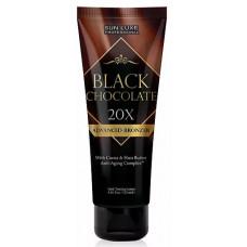 """SUN LUXE Крем для загара """"Black Chocolate 20х"""" для смуглой кожи, 125мл"""
