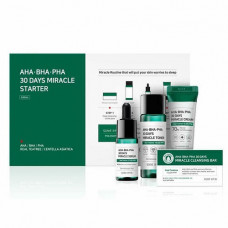 Some By Mi Набор для проблемной кожи с кислотами  AHA-BHA-PHA 30 Days Miracle Starter Edition