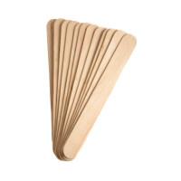 Шпатель деревянный ( 100 шт/уп.) широкий