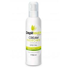 DepilTouch Крем против вросших волос с AHA кислотами после депиляции, 150 мл