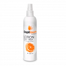 DepilTouch Лосьон после депиляции с маслом апельсина, 300мл