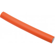 Dewal Бигуди-бумеранги оранжевые 18ммх150мм (10шт/уп)