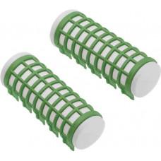 Dewal Бигуди термо зеленые, d 23ммх68мм (6шт/упак.)