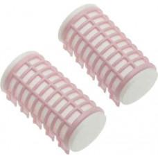 Dewal Бигуди термо розовые, d 32ммх68мм (6шт/упак.)