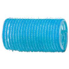 Dewal Бигуди-липучки голубые d=28мм (12шт)