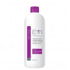 EVI Professional Жидкость для обезжиривания ногтей и снятия липкого слоя 500 мл