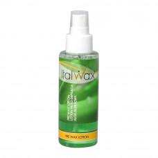 ItalWax (White Line) Лосьон-спрей перед депиляцией  Алоэ-вера, 100мл