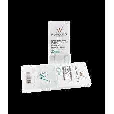 ItalWax (White Line) Полоска для депиляции 7см*20м 20шт