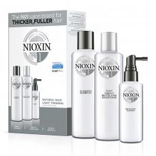 Nioxin С1 Набор , 150мл+150мл+50мл NEW