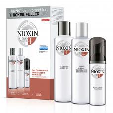 Nioxin С4 Набор , 150мл+150мл+40мл NEW