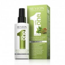 Revlon Uniq One Маска-спрей несмываемая с ароматом зеленого чая, 150мл