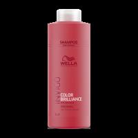 Wella Invigo Brilliance Шампунь для защиты цвета нормальных и тонких волос 1000 мл
